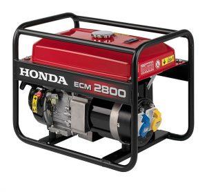 Eletrocentrála Honda